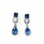 Swarovski Elements Earrings-M10007-175